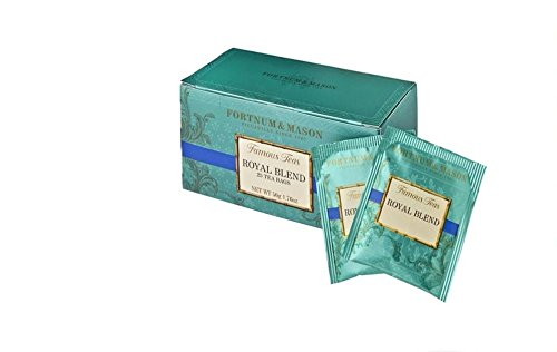 FORTNUM & MASON - Royal Blend - 3 x 25 tea bags (75 tea bags)