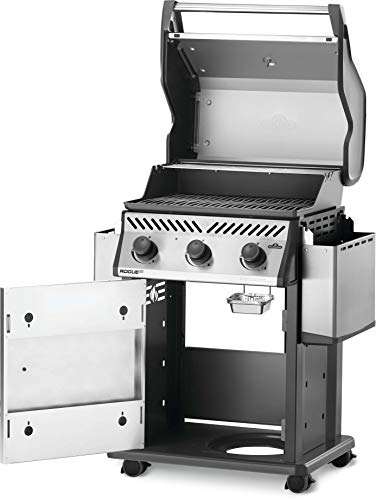 Napoleon RXT425PSS-1 Rogue XT 425 Gas Grill, sq. in, Stainless Steel