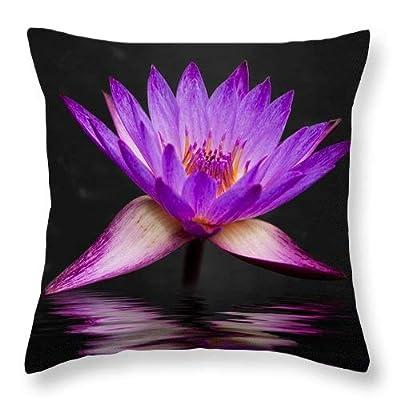 Custom Pillow Cover 18 x 18 Inches Cotton Throw Pillow Case Cover Home Decor Cushion Cover