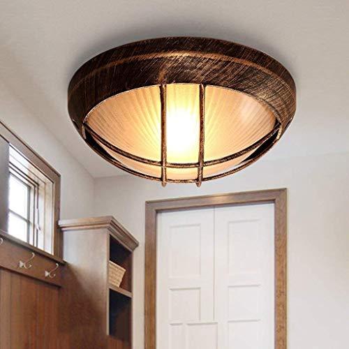 MJY Sache-Dachboden-Italien-Deckenleuchte-Bar-Restaurant-Café-Netto-Individualitäts-kreatives Studio-industrielle Mühlen-Retro- Decken-Beleuchtungs-Dekoration