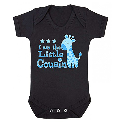 T-shirt gar/çon B/éb/é Baby Moos 0 /à 24 mois noir noir 0-3 mois