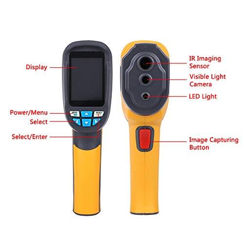 Akozon Infrarot Wärmebildkamera HT-18 - 5