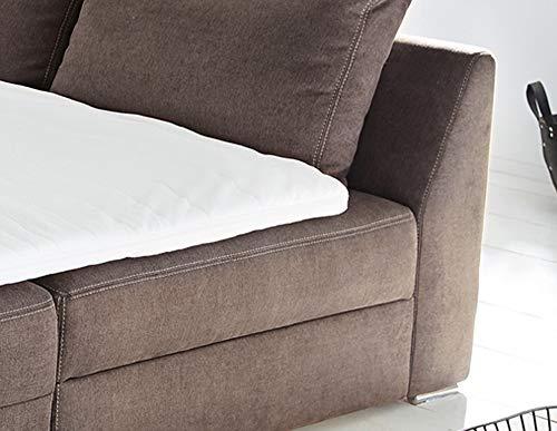 Ecksofa Couch –  günstig lifestyle4living Bild 3*