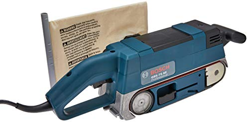 Bosch 0601274750-000, Lixadeira de Cinta GBS 75 AE 220V, Azul