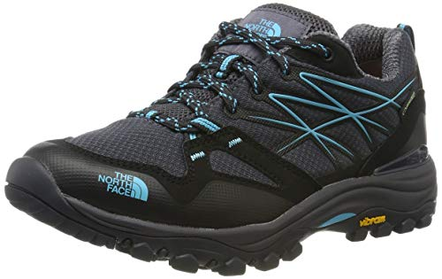 The North Face W Hedgehog Fastpack GTX, Zapatillas de Senderismo para Mujer, Negro (Blackndpearl/Meridianblue 8kx), 36 EU