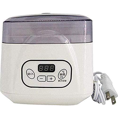 WLGQ Smart Yogurt Maker, Macchina Automatica Natto Maker Coperchio del Contenitore di stoccaggio Gratuito, Scatola del Latte Direttamente nella yogurtiera Elettronica, Adatto per Uso Domestico (7