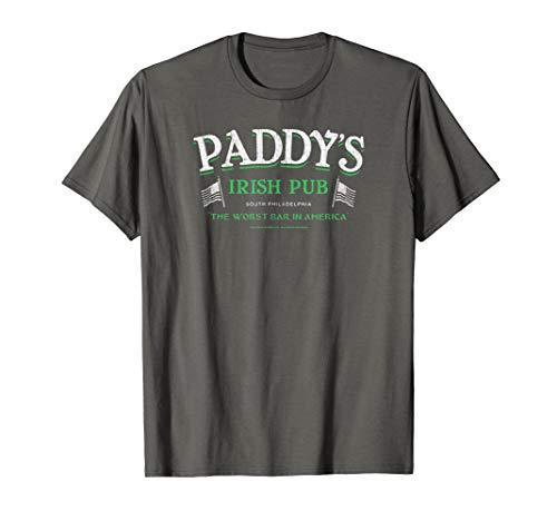 Always Sunny in Philadelphia Paddys Irish Pub T Shirt