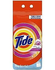 Tide Laundry Powder Detergent, Essence Of Downy Freshness Scent, 5 Kg
