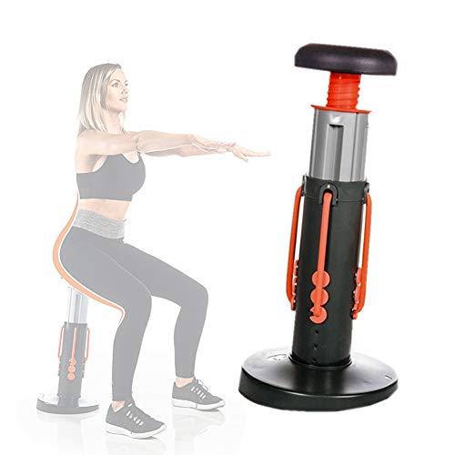 Squat Magic Home Gym, Workout Squat Assistant, Aparato Celulitis Squat, Máquina De Ejercicios de Ejercicios para La Parte Inferior del Cuerpo Y Cuerpo Unisex