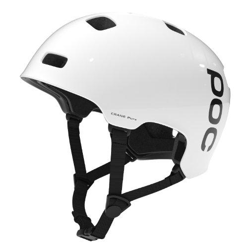 POC Crane Pure Unisex Helm, Hydrogen White, XS-S (51 - 54 cm)