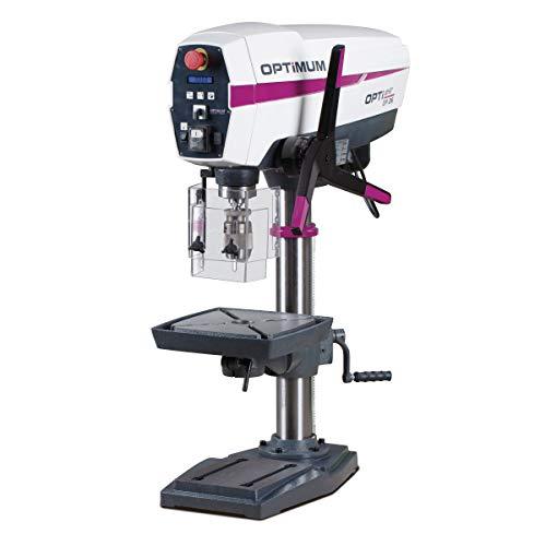Tischbohrmaschine OPTIdrill DP 26-T (230 V) Aktions-Set inkl. Maschinenschraubstock