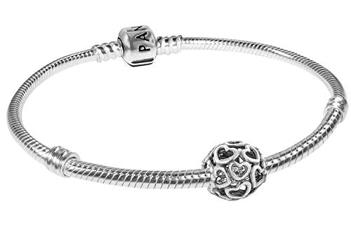 Pandora Starter-Armband Hearty 79244-19 19 cm