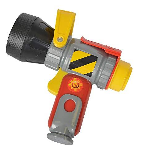 Simba 109250748 - Feuerwehrmann Sam Feuerwehr Wasserpistole / 17cm / Tankvolumen 100ml / Reichweite 7 Meter