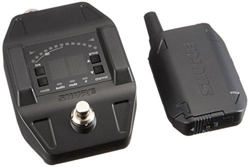 SHUREワイヤレスシステムGLX-DシリーズGLXD6ギターペダルボディーパック型送信機付属GLXD16J【国内正規品】