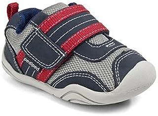 Pediped Unisex-Child Grip Adrian Fashion Sneaker (Toddler)