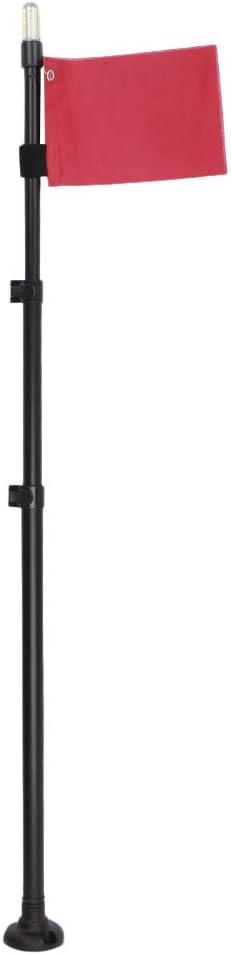 Lixada Kayak Safety Soldering Flag Luxury goods Light M for Lamp Waterproof Combo