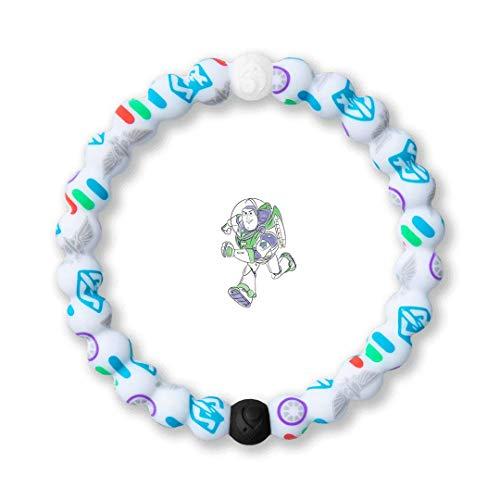 Lokai Pixar'sToy Story Buzz Lightyear Bracelet, 6.5' - Medium