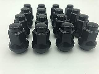 RAD Parts 16 Black 10x1.25MM ATV Lug Nuts for Kawasaki, Honda, Suzuki, Yamaha, Arctic Cat