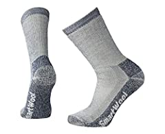 WARM INSULATION: Experience durability at its peak with the Smartwool Men's Trekking Heavy Crew Socks. These socks are built for performance in the highest degree, making them ready for any adventure on your list. COMFORTABLE FIT: The Men's Trekking ...