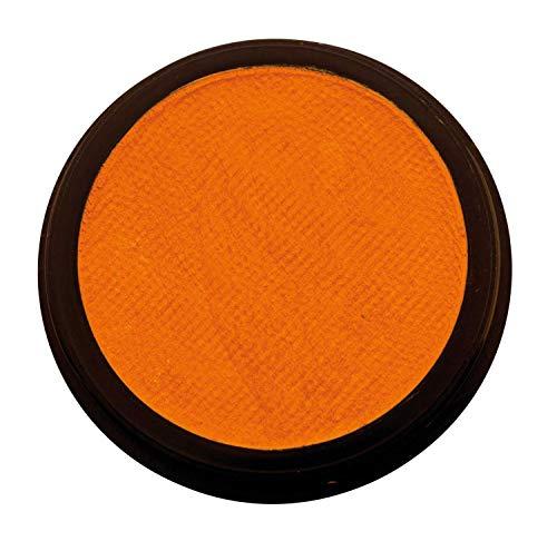 Eulenspiegel 180532 - Profi-Aqua Make-up Schminke - Perlglanz-Orange - 20 ml / 30g