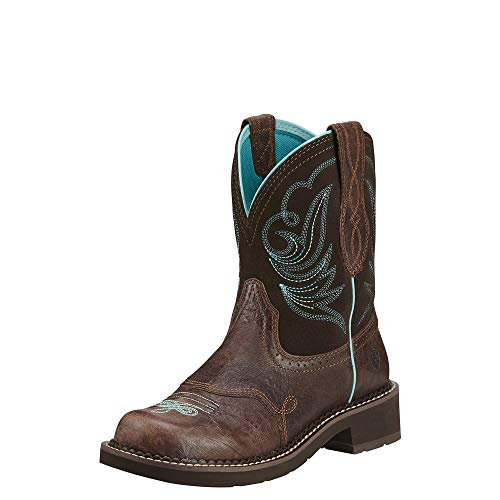 ARIAT Women's Fatbaby Collection Western Cowboy Boot (10 C(M) US)