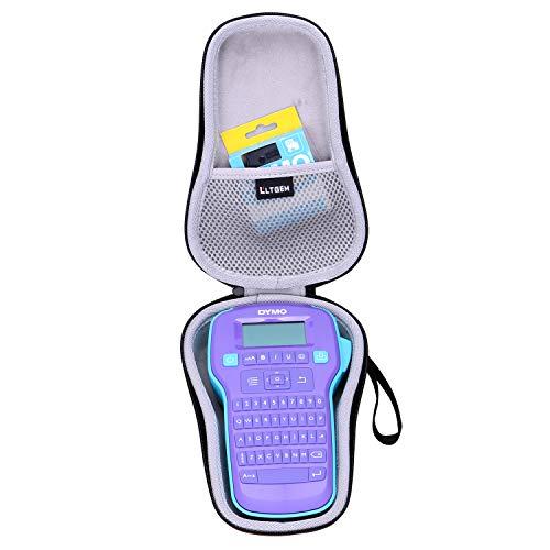 LTGEM EVA Hard Case for DYMO COLORPOP Color Label Maker - Travel Protective Carrying Storage Bag