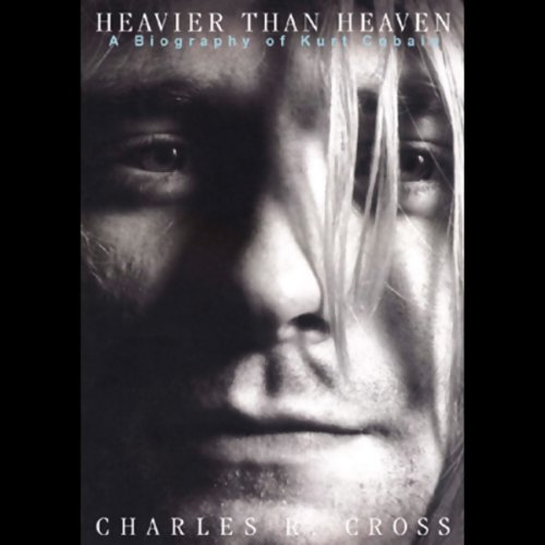 Heavier than Heaven audiobook cover art