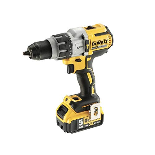 Dewalt DCD996P2-GB 18V Cordless XR 3 Speed Brushless Combi Drill in TStak,...
