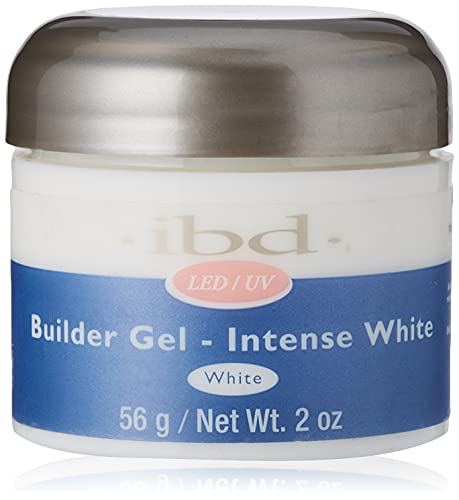 IBD LED/UV B-gel, 56 g, Blanc Intense