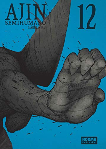 Ajin semihumano 12