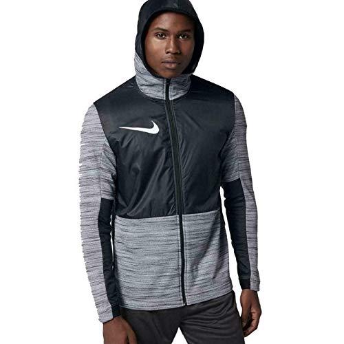 Nike Mensportswear Anorak Wind Jackets Black