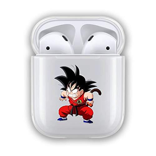 VIENNAR Goku Gohan chi chi Cell Dragon Ball wuhta TPU Transparent Case For Funda Airpods...