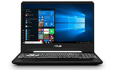 "ASUS TUF 15.6"" FHD (1920 x 1080) Gaming Laptop | AMD Ryzen 5-3550H (Beat Intel i5-8265U), Webcam, Backlit Keyboard, HDMI, NVIDIA GeForce GTX 1650, Win 10 Home (8GB RAM | 256GB PCIe SSD)"