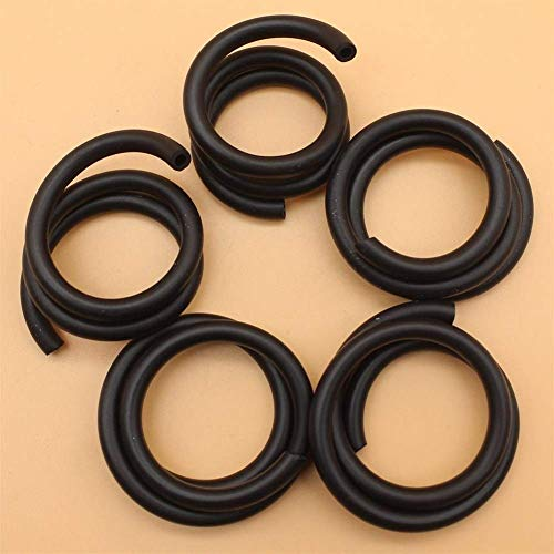 5 unids/lote de manguera de línea de combustible de gasolina para Husqvarna 357359385 XP 445, 455, 460, 570, 575XP, repuestos de motosierra