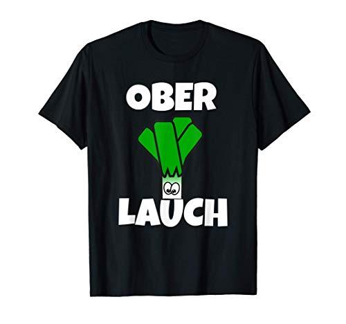 Ober Lauch Fitness Muskelmann T-Shirt