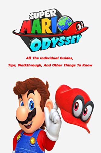 all super mario odyssey characters