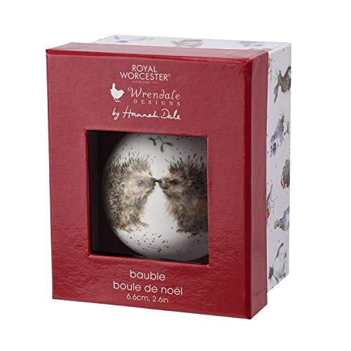 Portmeirion Home & Gifts Bauble, Multi-Coloured