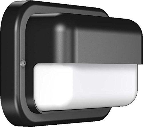 RZB Zimmermann buitenlamp 58134.003 A60 60W sw alu-lux plafond-/wandlamp 4010319023474