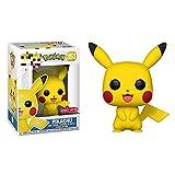 ZXZX 1Pcs Funko Pop Pokemon * 11cm353 # Pikachu The Child Juguete Coleccionable, Multicolor...