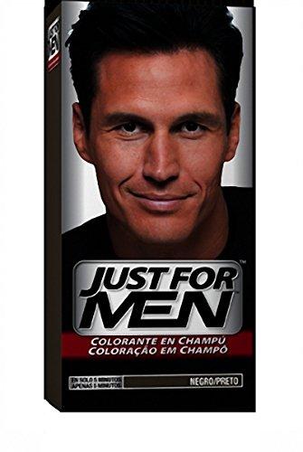 Just For Men, Tinte Colorante en champu para el cabello del...