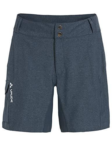 VAUDE 40838 - Pantaloni da donna Tremalzini, 44, colore: Blu acciaio