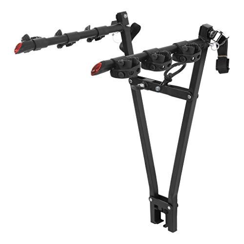 Clamp-On 3 Bike Rack