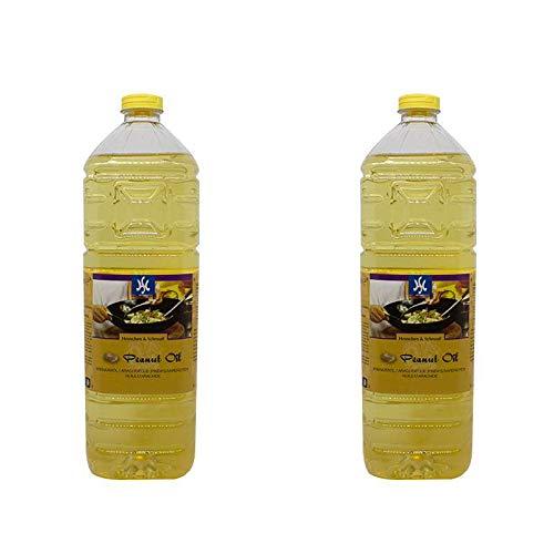 Aceite de cacahuete - 1L x 2 botellas
