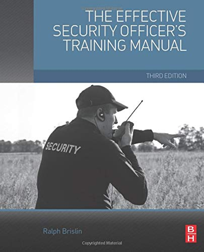 The Effective Security Officer