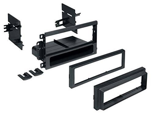 Ai GMK420 Single DIN Installation Dash Kit for Select 1995-2008 GM/Chevrolet/Honda/Isuzu/Suzuki Vehicles