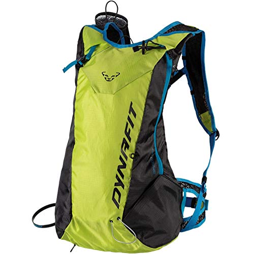 DYNAFIT Speed 20 Backpack Colorblock-Grün-Schwarz, Ski- und Tourenrucksack, Größe 20l - Farbe Lime Punch - Black