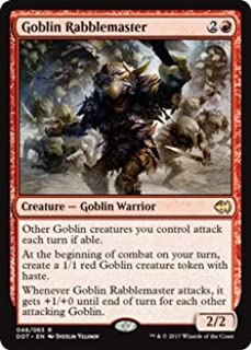 mtg goblin rabblemaster