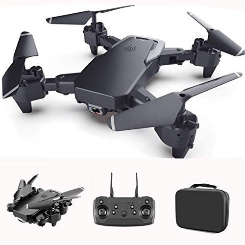 GZTYLQQ Droni con Fotocamera per Bambini Drone Giocattolo Regali per Adolescenti Drone Piccolo con 120 Gradi;Quadricottero Rc con Doppia Fotocamera FPV con Custodia