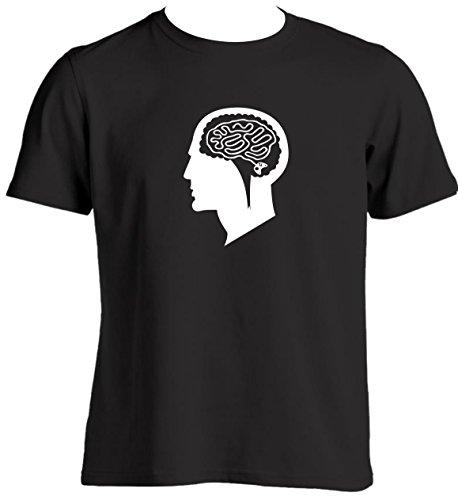 Camiseta para hombre con diseño de juegos de Navidad y cumpleaños Negro Negro ( 3XL