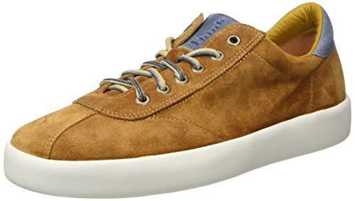 Think! Herren 686647_JOEKING Sneaker, Braun (Rum/Kombi 54), 44.5 EU